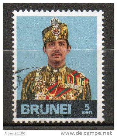 BRUNEI Sultan Hassanal Bolkiah 1974 N°193 - Brunei (1984-...)
