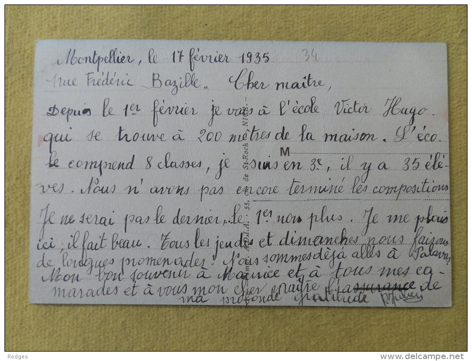 Dep 34 , Cpa(colorisée) PALAVAS Les FLOTS , 7931 , Le Canal , Rive Droite  (015)Recto/Verso - Palavas Les Flots