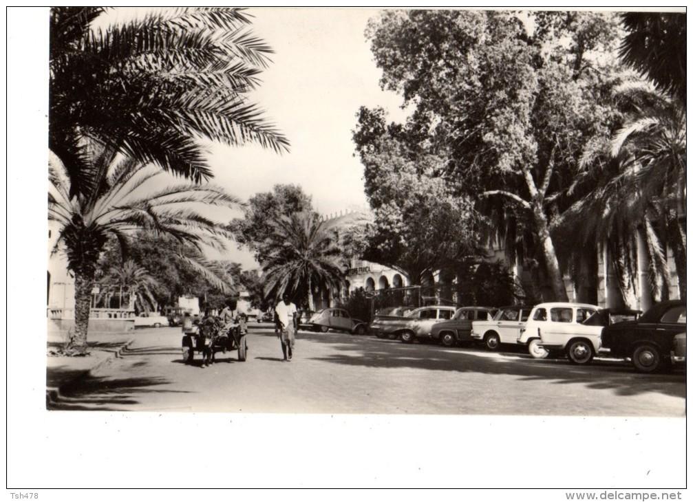 AFRIQUE----DJIBOUTI--le Centre--voir 2 Scans - Djibouti