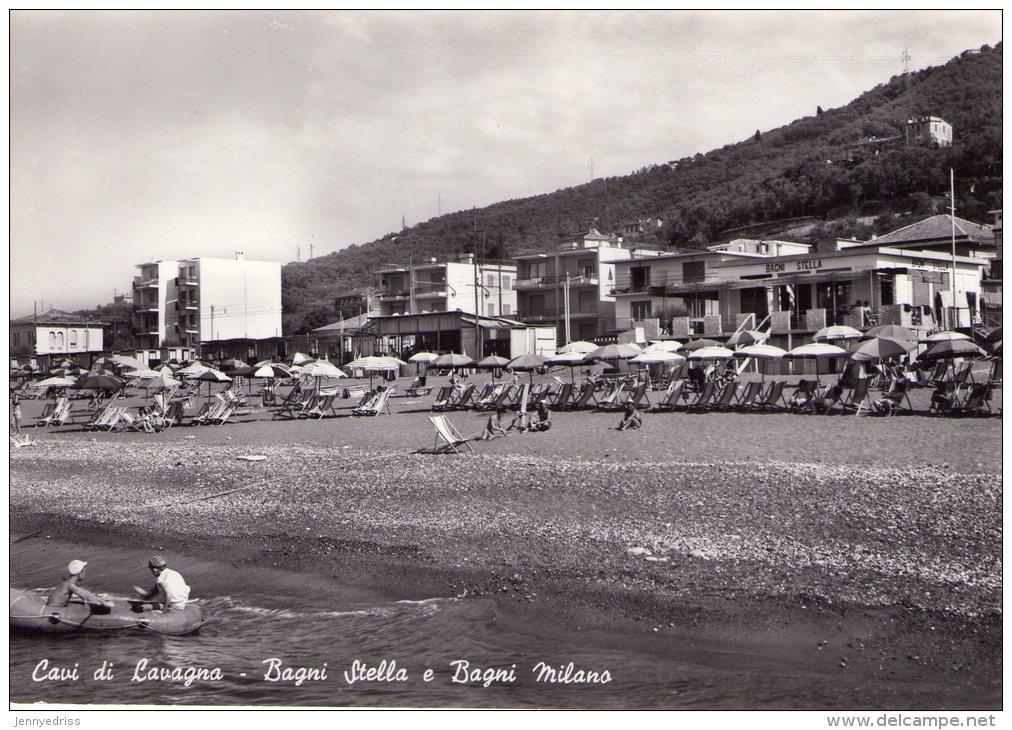 CAVI  DI  LAVAGNA - Genova