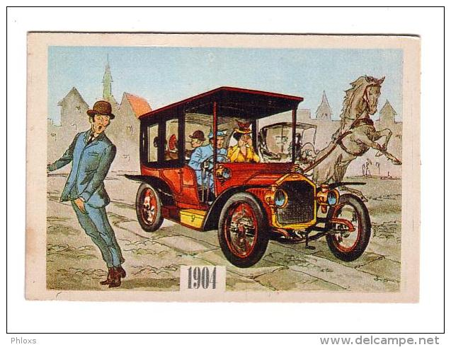 Images SODIMA/Les Automobiles Anciennes N. 22 Fiat - 24/32 HP - 1904 - Italie /Réf:5343 - Ohne Zuordnung