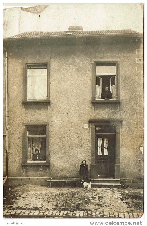 ALLEMAGNE SAXE ANHALT CARTE PHOTO BERNER PHOTOGRAPHE MAGDEBURG - Magdeburg