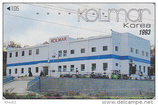 Télécarte Japon - COREE - KOLMAR / PARFUM - KOREA Rel PERFUME Japan Phonecard Telefonkarte -  23 - Parfum