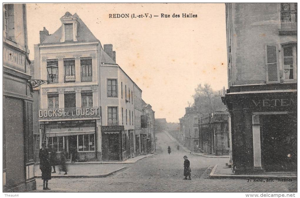 Redon rue des halles dock de l 39 ouest charcuterie - Lapeyre rue des halles ...