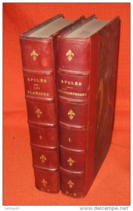 Apulee Florides Metamorphoses - Livres, BD, Revues