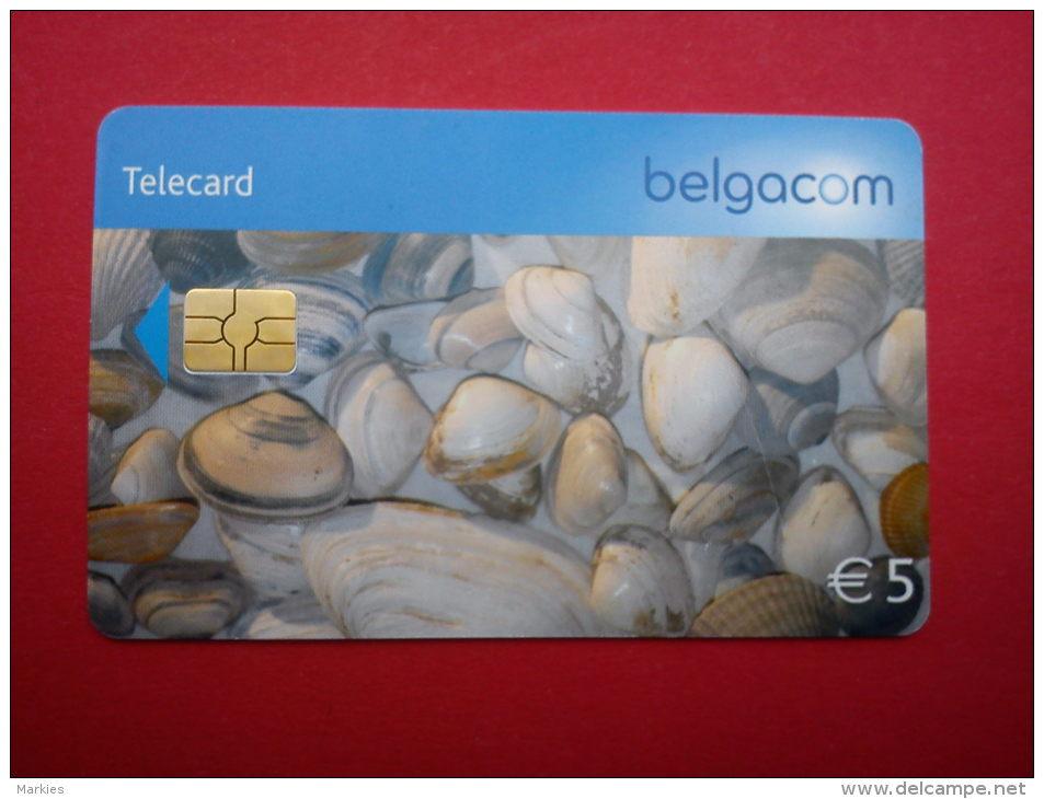 Phonecard Shelpjes Used - Belgique