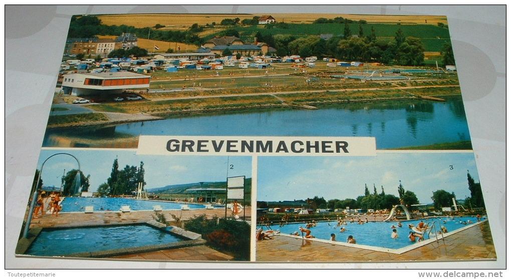 Grevenmacher - Camping Et Restaurant - Les Piscines - Clervaux