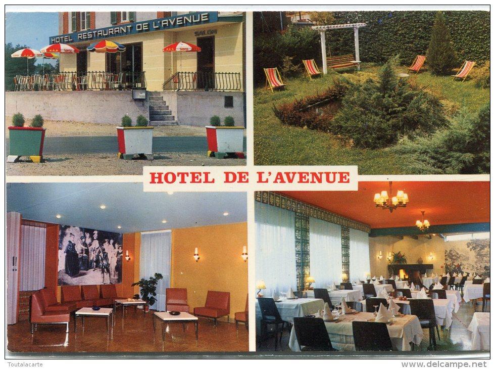 CPSM 63 HOTEL DE L AVENUE PONT DE DORE Grand Format 15 X 10,5 - Andere Gemeenten