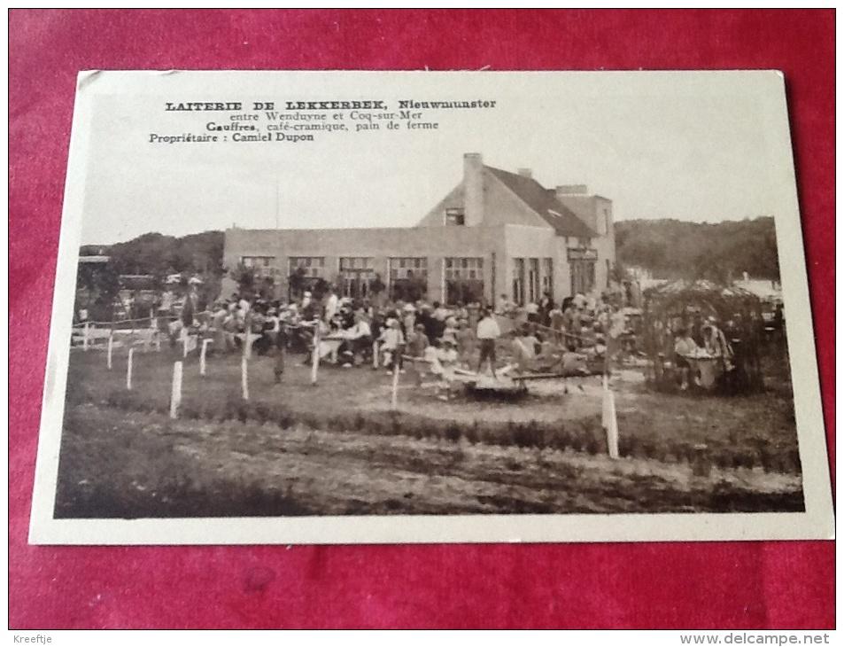 Laiterie De Lekkerbek, Nieuwmunster - Zuienkerke