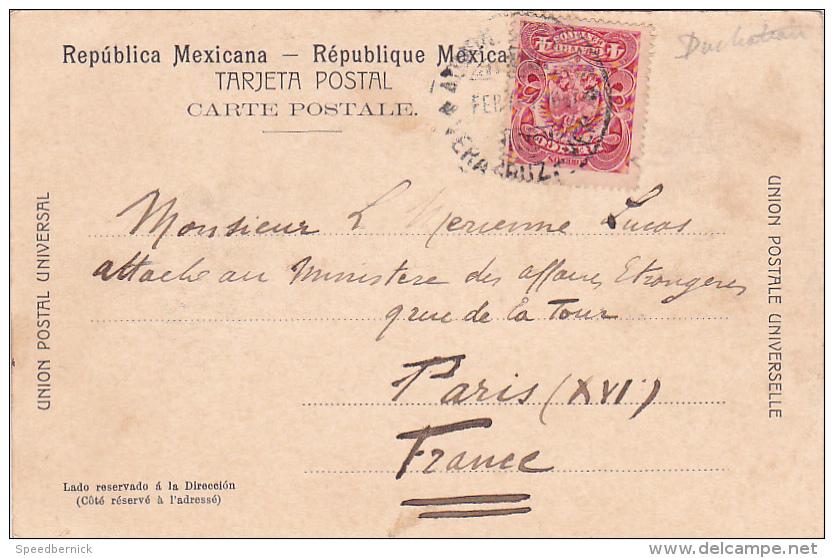 21992 Thomazi - Vera Cruz Mexique - Rue Sans éditeur - Mexique