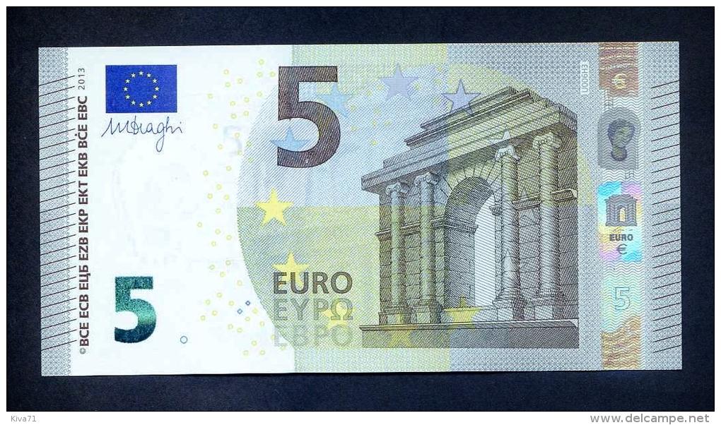 """*Nouveaux* 5 €uros   """"FRANCE""""  U006H3  2013 UNC / NEUF UC131617 - EURO"""