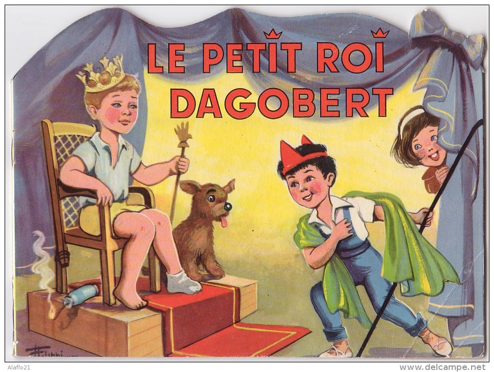 LE PETIT ROI DAGOBERT - N° 102 - Edition 1958 - Libri, Riviste, Fumetti