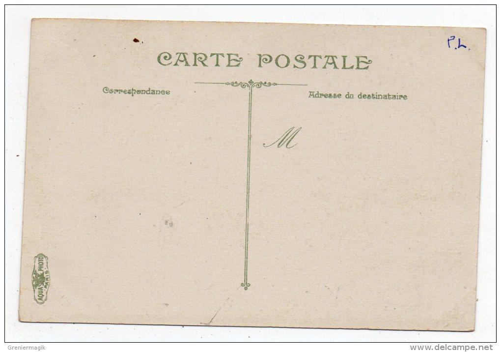 """Cpa - Cuirassé """"Masséna"""" - (marine Nationale - Commandant Lucien Lacaze) - Guerra"""