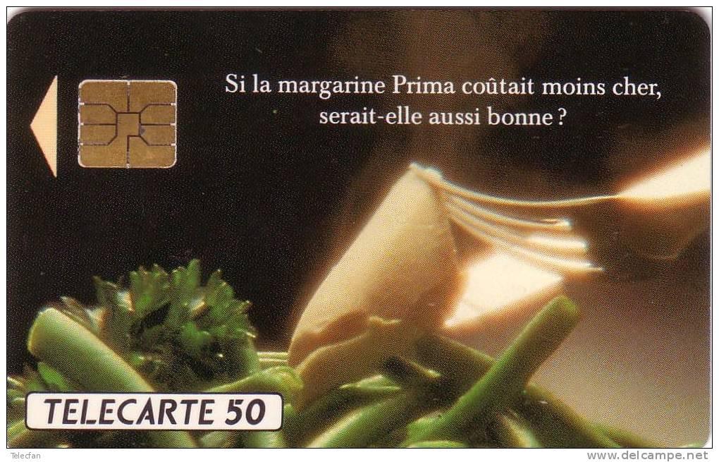 FRANCE PRIVEE MARGARINE PRIMA LEGUMES EN 321 UT LUXE - 50 Units