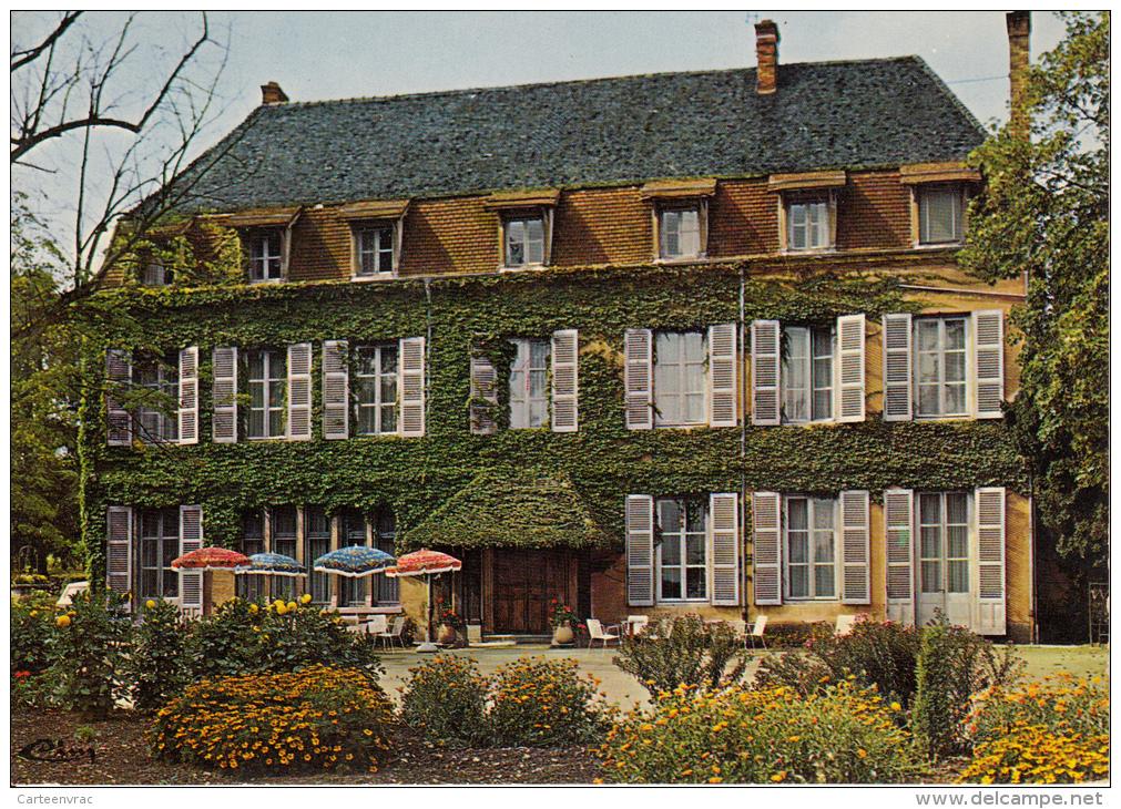 1944  CHAINTRE Hostellerie De La Barge - Autres Communes