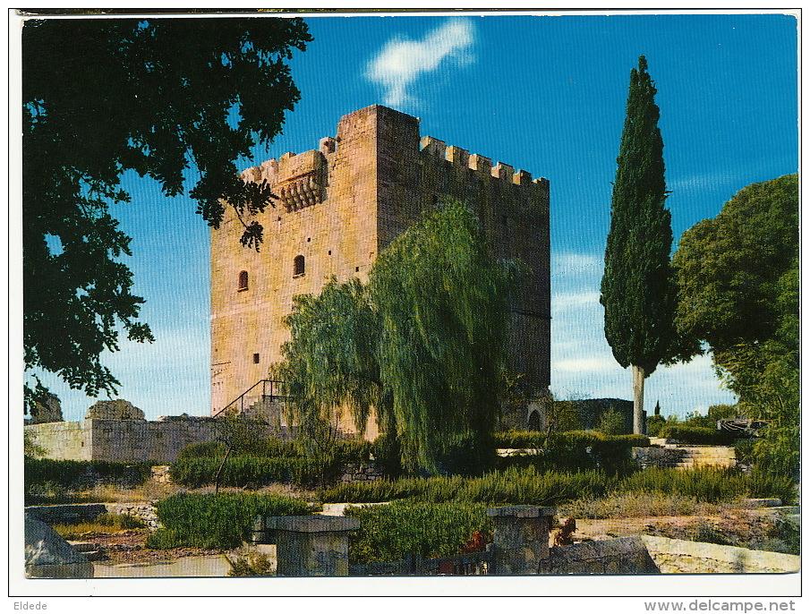Kolossi Castle Limassol Mona LTD Nicosia - Chypre