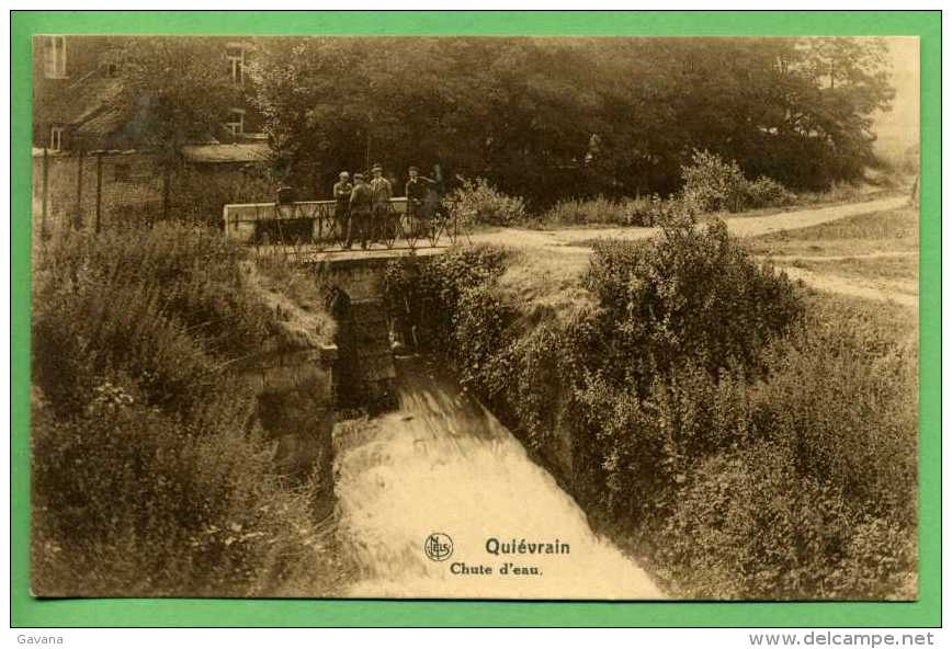 QUIEVRAIN- Chute D'eau - Quiévrain