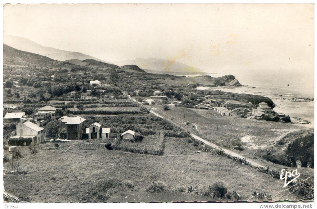 Alger - DELLYS - Le port Maure