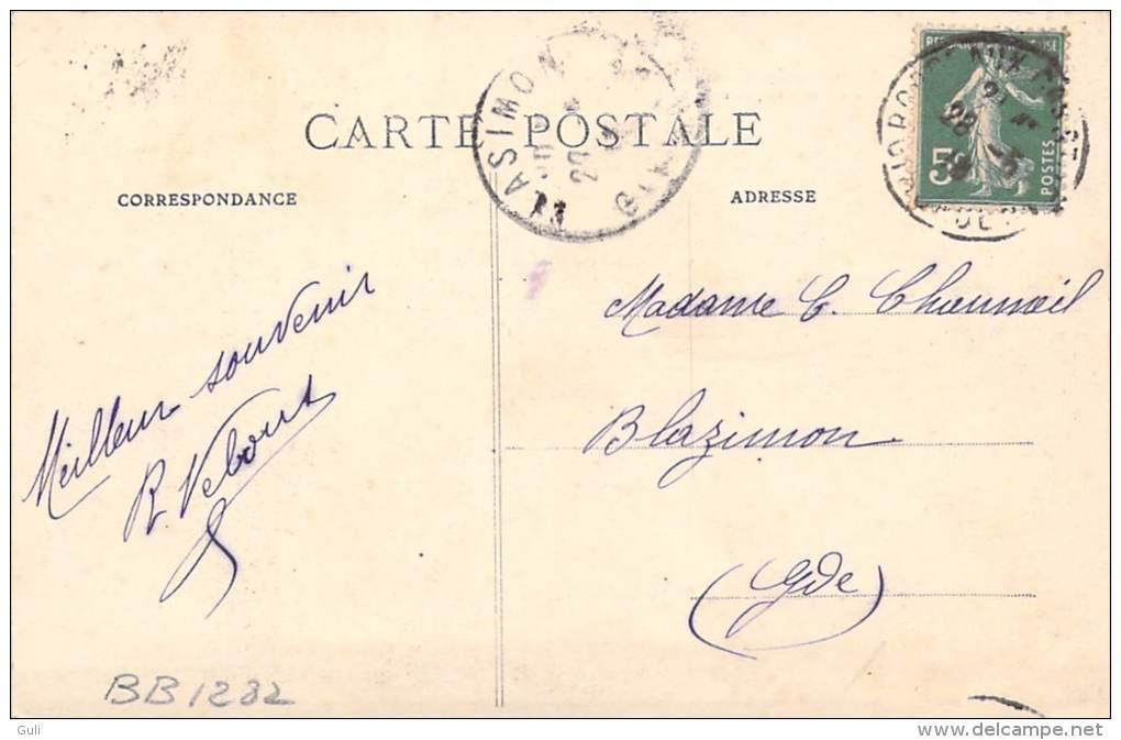 [33] Gironde > BORDEAUX  Pensionnat 36 Rue Du MIRAIL Façade De La Chapelle (Editions :A.H  7) *PRIX FIXE - Bordeaux