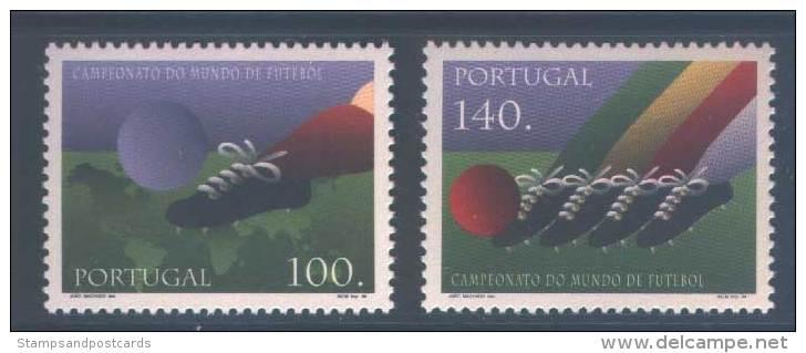 PORTUGAL Coupe Du Monde Football États-Unis 1994 ** Soccer World Cup USA 1994 ** - 1994 – USA