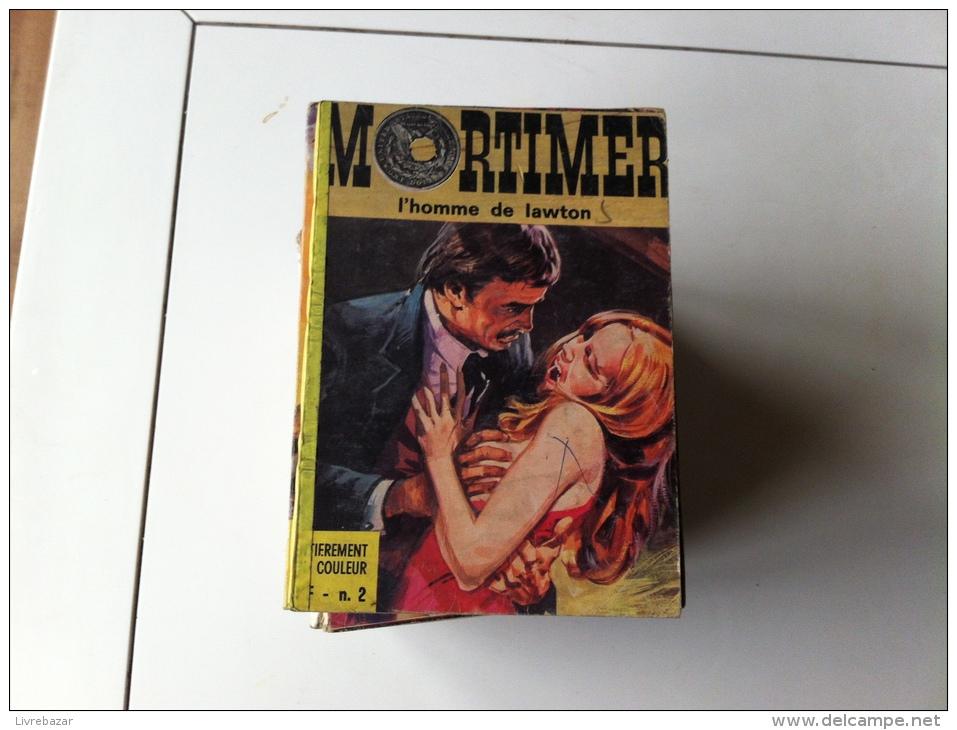 Ancienne Et Rare MORTIMER L´homme De Lawton N° 2 - Erotic (Adult)