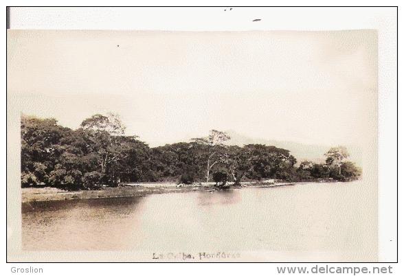 LA CEIBA HONDURAS (CARTE PHOTO) - Honduras
