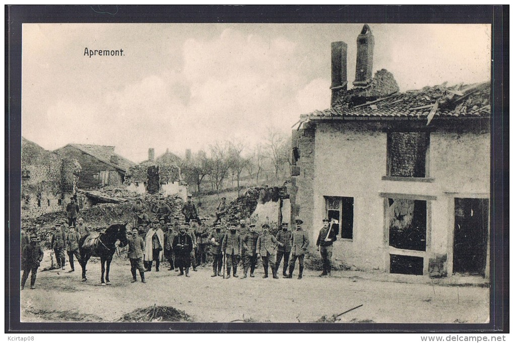 APREMONT . - Francia