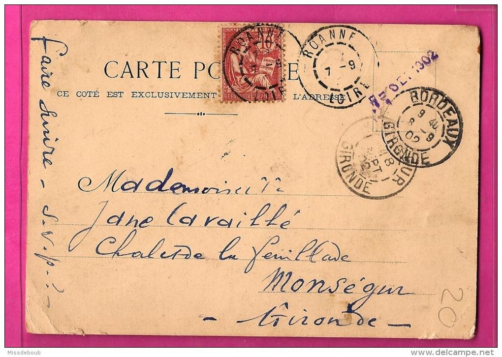 POSTES, TELEGRAPHES & TELEPHONES - PIgeon-voyageur - Illustration - Cachet Cire - H.C. Wolf édideur Paris -texte Chanson - Poste & Postini