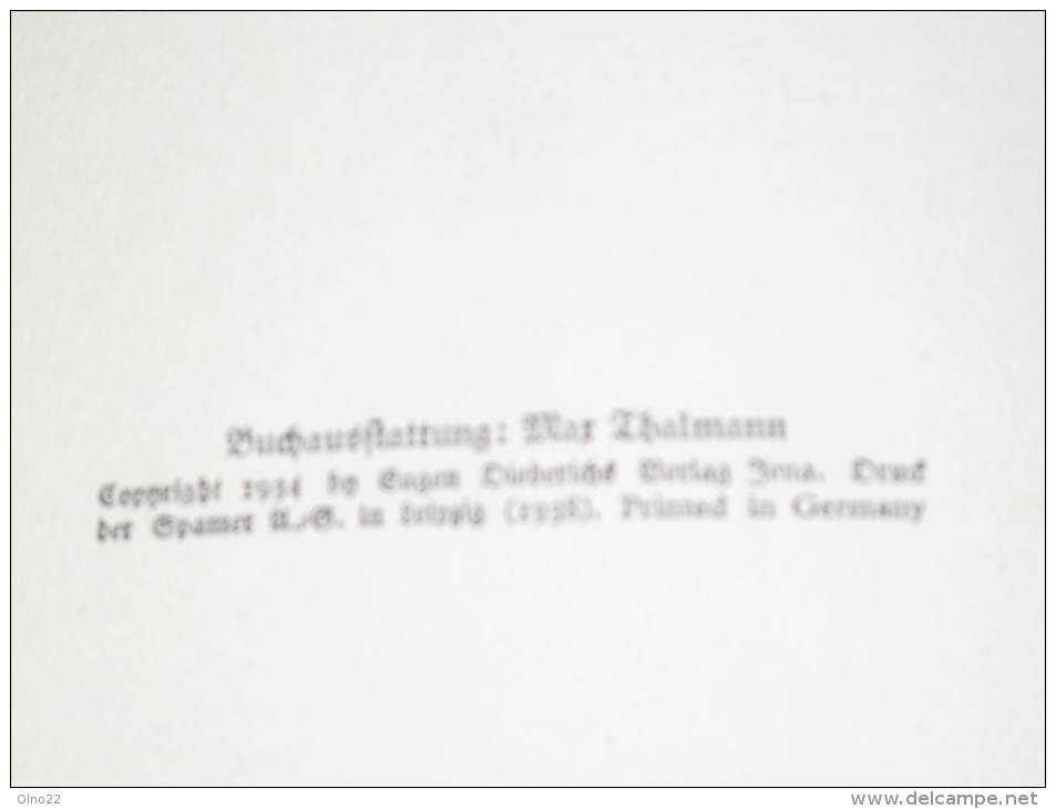 Josefa BERENS TOTENOHL - DER FEMHOF - LEIPZIG 1938 - Otros