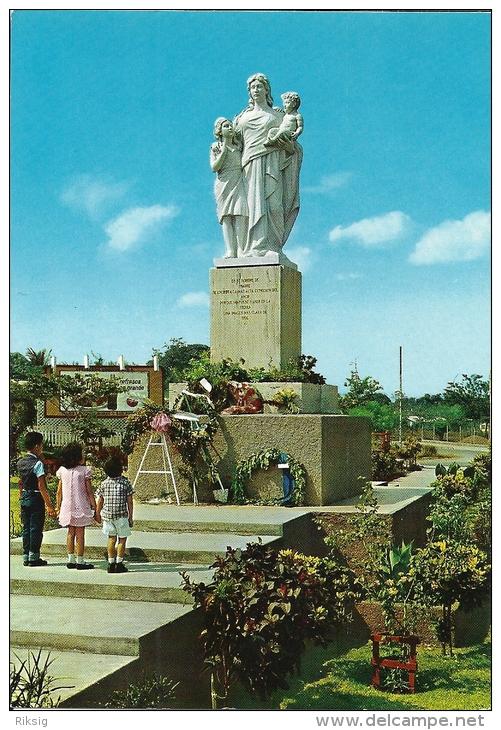 Monumento A La Madre,  San Pedro Sula  Honduras   A-3237 - Honduras