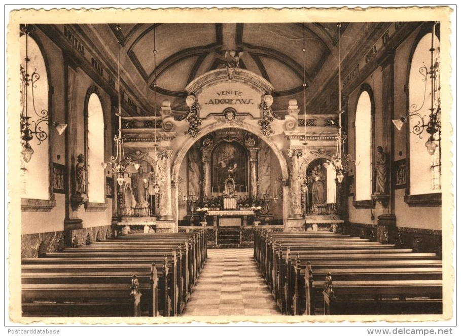 Hoogstraten - Ursulinenkostschool - Pensionnat Des Ursulines Kapel - Chapelle - Hoogstraten