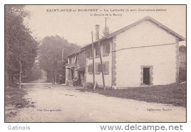 51 _ SAINT - OUEN Et DOMPROT  _  La  Laiterie  _ - France