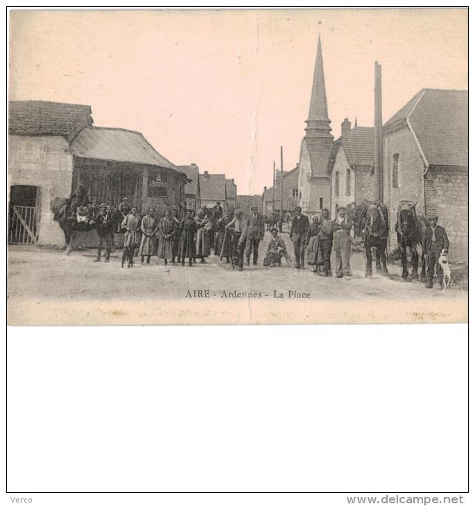 Carte Postale Ancienne De : AIRE - France