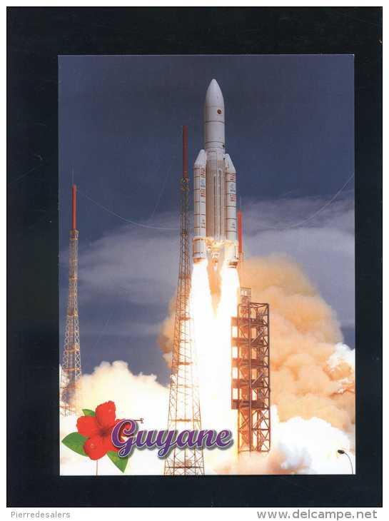 DOM TOM - Guyane Française - KOUROU - Fusée Ariane 5 - CNES - ESA - Centre Spacial Guyanais - Non Classés