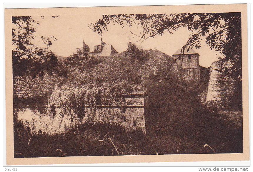 55 - MONTMEDY (Meuse) - Fortifications De Vauban - D.D. - Montmedy