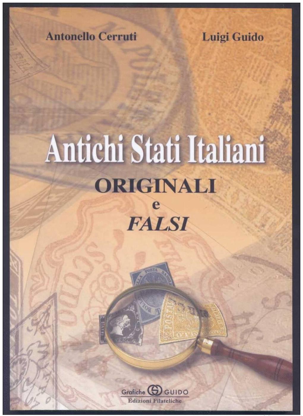ANTICHI STATI ITALIANI - Originali E Falsi - Letteratura