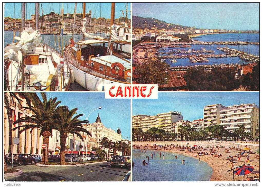 Lot De 5 CPM  CANNES - - Cartes Postales