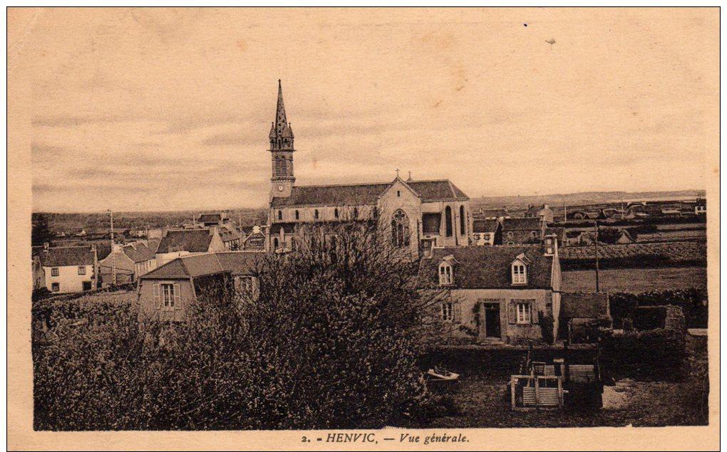 °°°° HENVIC  °°°°   Vue Générale   °°°° - France