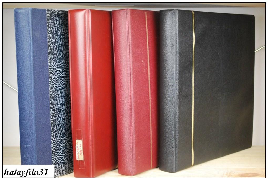 Ungarn Ca. 1961 - 1971 Und 1977 - 1985 ** Postfrisch Weitgehend Komplette Sammlung In 4 Album  ( S - 269 ) - Hungary