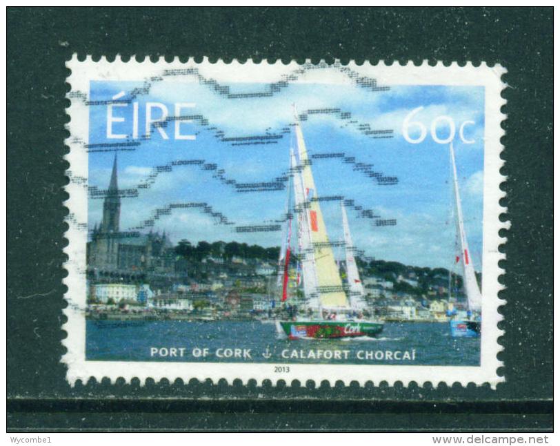 IRELAND - 2013  Port Of Cork  60c  Used As Scan - 1949-... Republic Of Ireland