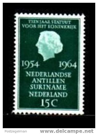 NEDERLAND 1964 MNH Stamp(s) Statute 835 #173 - Period 1949-1980 (Juliana)
