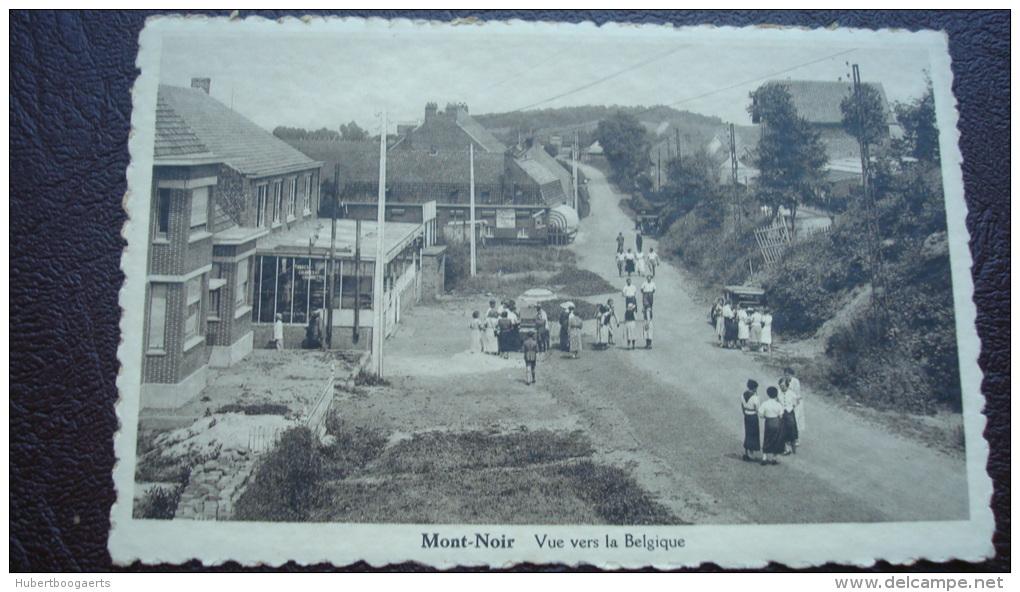 MONT-NOIR - Vue Vers La BELGIQUE - Autres Communes