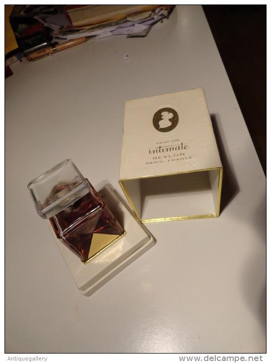 VERY RARE : PARFUM INTIMATE REVLON - FRANCE  NR 24 !!!!! - Fragrances (new And Unused)