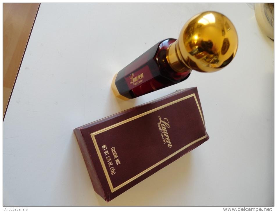 VINTAGE : LAUREN BY RALPH LAUREN COLOGNE MIST 1.25 OZ - Fragrances (new And Unused)