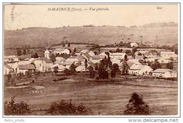 Saint-Maurice - Vue Générale - France