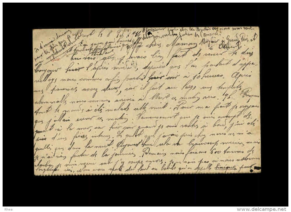MILITARIA - FRANCHISE MILITAIRE - CORRESPONDANCE MILITAIRE - Marcophilie (Lettres)