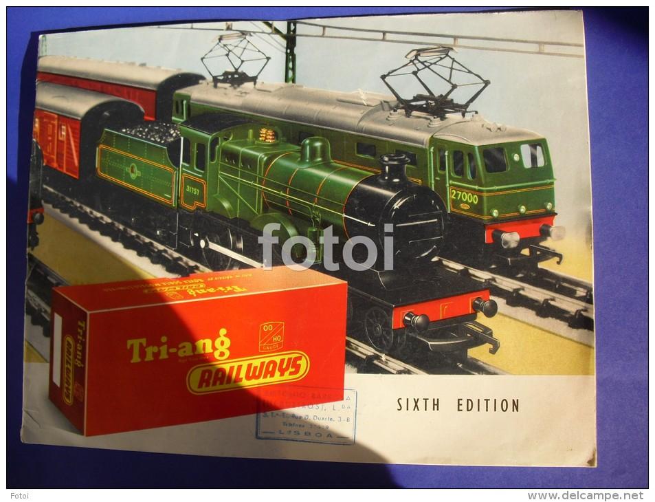 1960 MARKLIN TRAIN CATALOGUE - Other