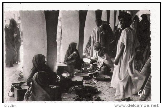 MAURITANIE 14 ATAR LE MARCHE  (BELLE ANIMATION) - Mauritania