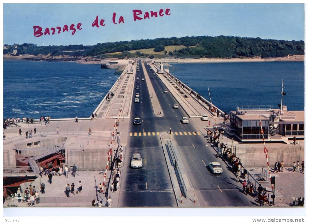 Barrage De La Rance : Usine Marémotrice N°1423 Cmp - Frankreich