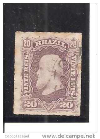 Brasil. Nº Yvert  38 (usado) (o) - Usados